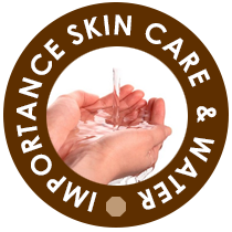 Importance Skin Care And Water